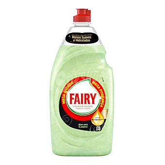Fairy Lavavajillas mano aloe vera 990 ml