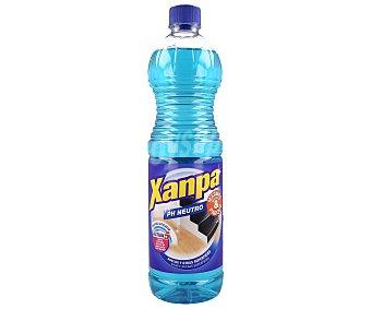 Xanpa Ajax Fregasuelos Ph neutro 1000 ml