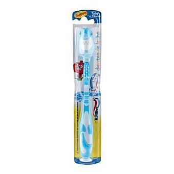 Binaca Cepillo dental flexible infantil Pack 1 unid