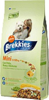 Brekkies Affinity Comida para perros Mini Excel 2000 GRS