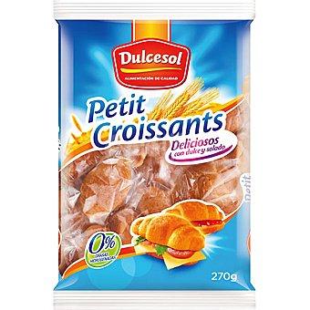 Dulcesol Petit Croissants Bolsa 270 g