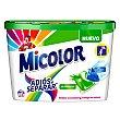 Detergente máquina adiós al separar en Cápsulas 24 uds Micolor