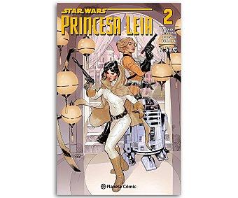 CÓMIC Star Wars Princes Leia 1
