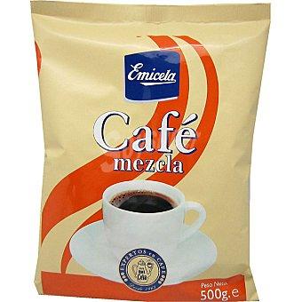 Emicela Cafe molido mezcla 50-50 Bolsa 500 g