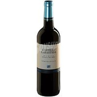 CASTILLO LABASTIDA Vino Tinto Joven Rioja Botella 75 cl
