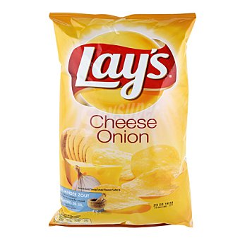 Lay's Patata cheese & onion 200 g