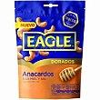 Anacardos con miel-sal Bolsa 75 g Eagle