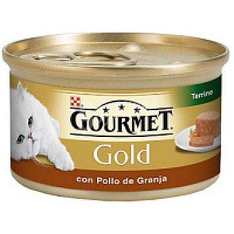 Gourmet Purina Comida para Gatos Gourmet Gold con Pollo 85 g