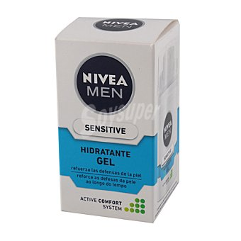 Nivea Gel hidratante Sensitive 50 ml