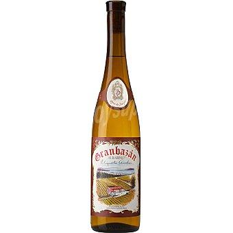 GRAN BAZAN Etiqueta Ámbar Vino blanco albariño D.O. Rías Baixas Botella 75 cl
