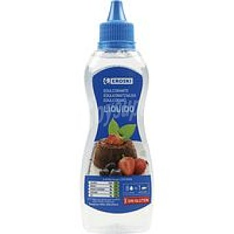 Eroski Edulcorante líquido Botellín 125 ml