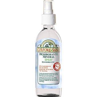 Corpore sano Desodorante mineral líquido en espray Envase 75 ml
