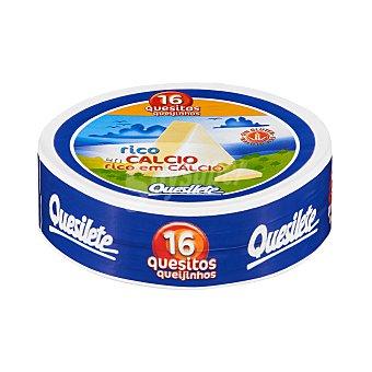 Quesilete Queso porciones 16 u Caja 250 g