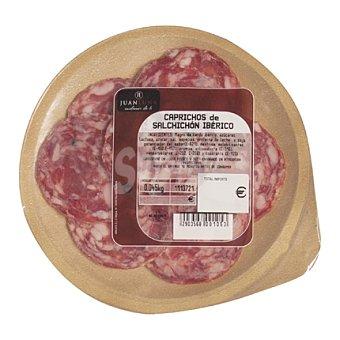 Abrilisto Capricho de salchichón ibérico Bandeja de 40 gr