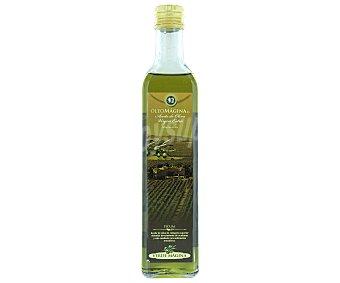 Oleomagina Aceite de oliva virgen extra obtenido directamente de aceitunas Botella de 500 ml