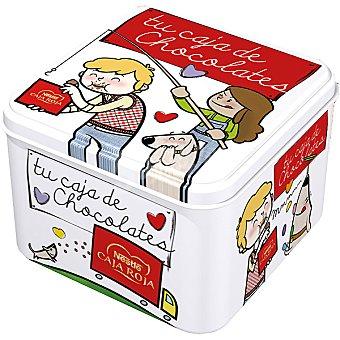 Caja Roja Nestlé tu caja de chocolates bombones surtidos Caja 150 g