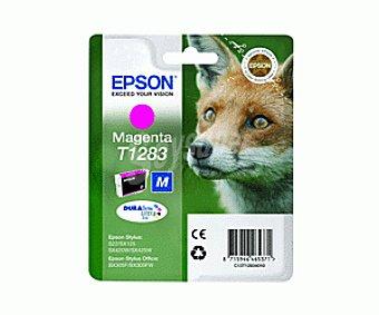 Epson Cartucho Magenta T1283 - Compatible con Impresoras: stylus S stylus SX / 420W / 425W stylus office BX / 305F SX / 130