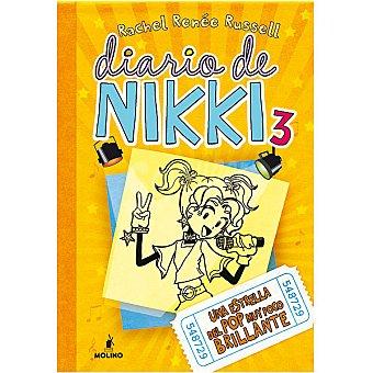 MOLINO Diario de Nikki 3: Una estrella del pop muy poco 1 Unidad