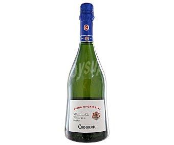 Codorníu Cava Brut reserva Reina María Cristina Cuvée Botella 75 cl