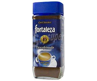 Fortaleza Café soluble descafeinado Frasco 200 g