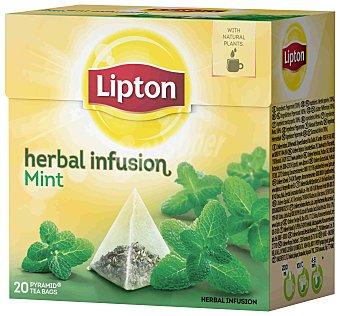 Lipton Infusión de Menta   20 unidades