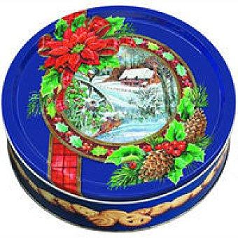 Kelsen Galleta danesa Navidad Lata 400 g