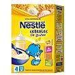 Papilla de cereales sin gluten, desde 4 meses Caja 600 g Nestlé