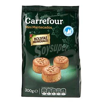 Carrefour Mini Mantecados 300 g
