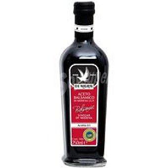 DE NIGRIS White E. Vinagre balsámico de módena Botella 25 cl