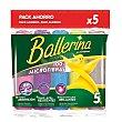Bayetas Multiusos Microfibras ballerina Collection 5 ud Ballerina