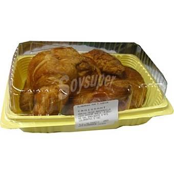 SUEVIA Croissants bandeja 3 unidades 3 unidades