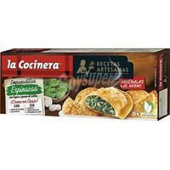 La Cocinera Empanadillas de espinacas Caja 312 g