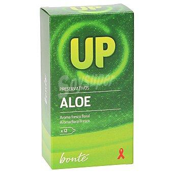 Bonté Preservativos up aloe Caja 12 u