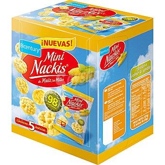 Bicentury Mini nackis de maiz 125 g