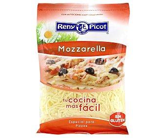 Reny Picot Queso mozarella especial para pizza Bolsa 150 g