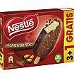 Bombón helado de vainilla con chocolate almendrado estuche 360 ml 3 unidades Nestlé