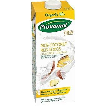 Provamel Bebida de arroz-coco-piña Brik 1 litro