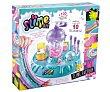 Juego creativo Fábrica de Slime Factory Mix Match  Slime