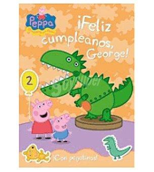 Feliz cumpleaños George!