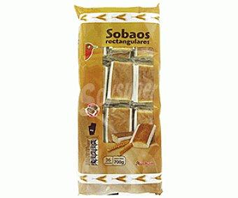 Auchan Sobao Rectangular 700 Gramos