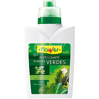 FLOWER Abono fertilizante para plantas verdes 500 ml
