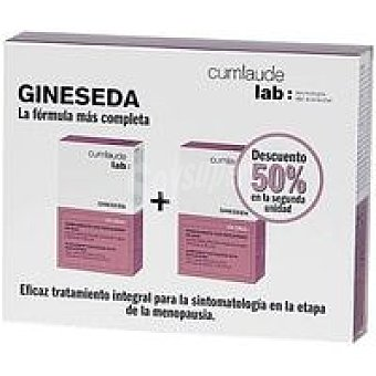 RILASTIL-CUMLAUDE Gineseda duplo promocional Pack 2 x 30 uds