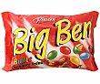 Cacahuetes con Chocolate de Colores BIG BEN 250 gramos Big Ben