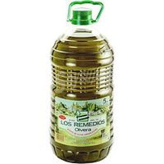 Los Remedios Aceite de oliva virgen extra Lata 5 litros
