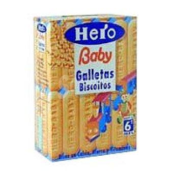 Hero Galletas baby desde 6º mes Paquete 200 g
