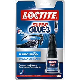 LOCTITE Precisión Max Super glue-3 adhesivo universal instantáneo envase 5g Envase 5g