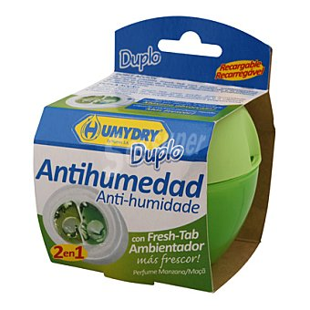 Humydry Antihumedad aroma manzana verde recargable 1 ud