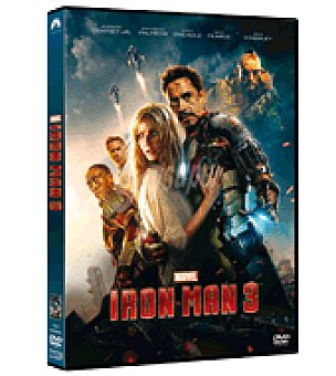 Disney Iron Man 3 DVD
