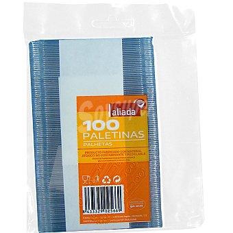 Aliada Paletinas de café Paquete 100 unidades