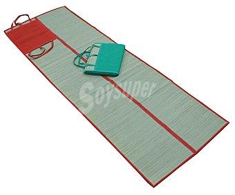GARDEN STAR Esterilla de playa, con tamaño de 180x60 cm y fácil plegado 1 unidad